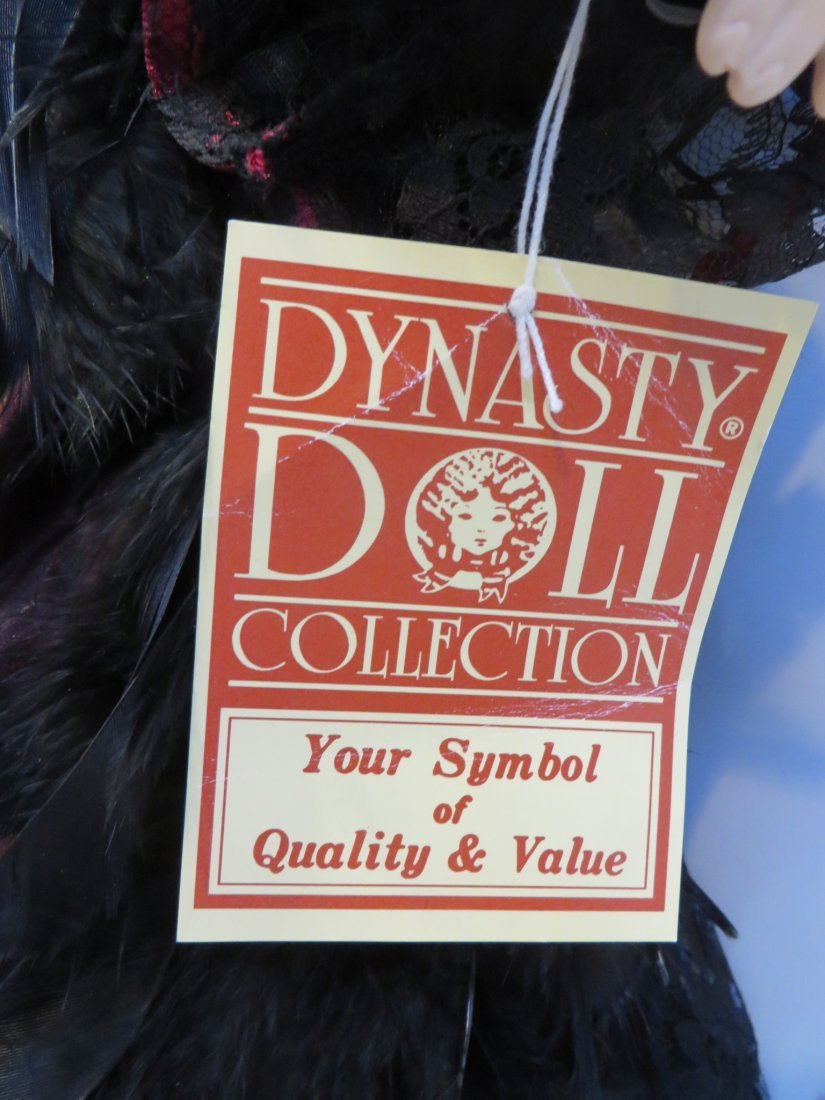 Victorian Dynasty Doll  Of The Samantha Collection - 5