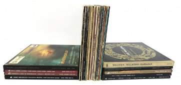 Assorted Vinyl Records.