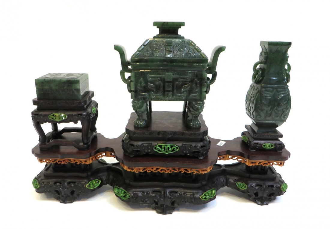 Incense Burner Set