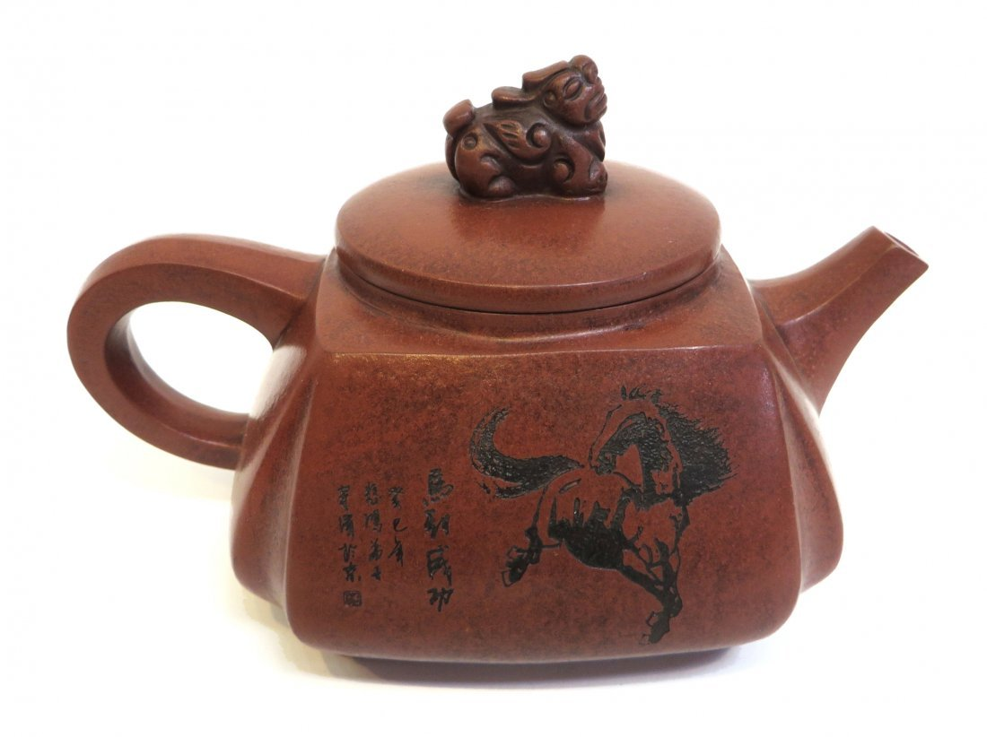 Zisha Tea Pot