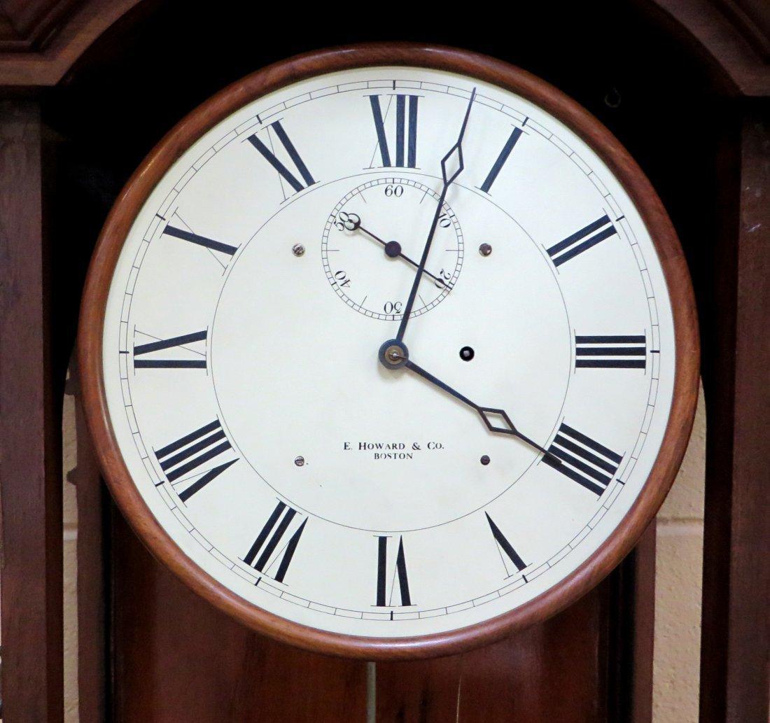 """Howard """"No 60 Regulator"""" Wall Clock - 3"""