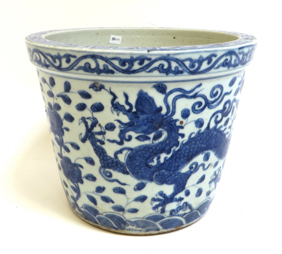 Chinese Ming Dynasty Jardiniere