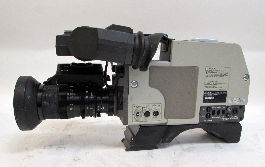 Sony Betamax Video Camera In Case - 2