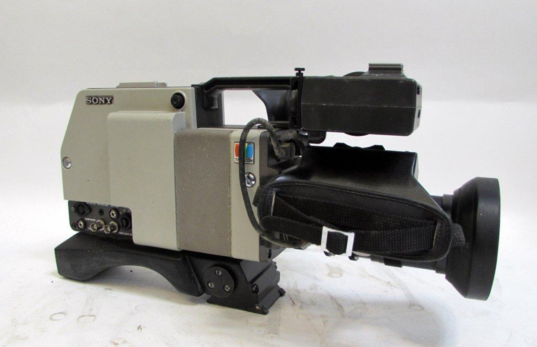 Sony Betamax Video Camera In Case - 4