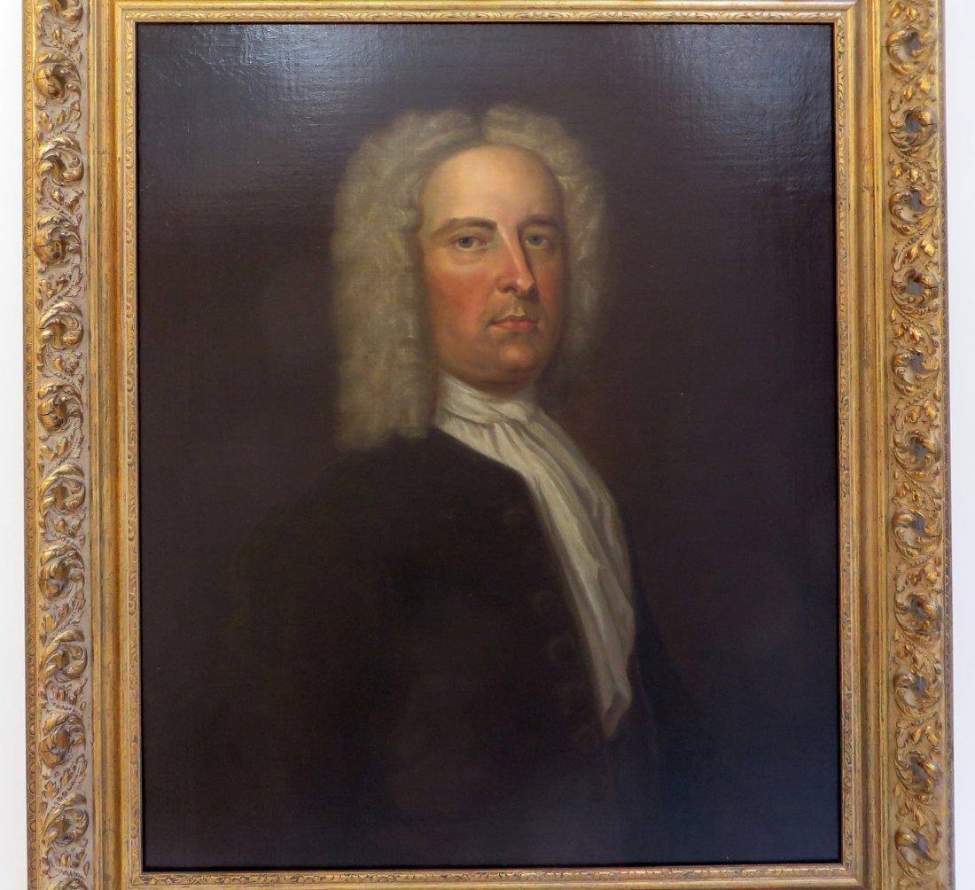 Portrait Of Charles Viscount Townshend (D. 1738) - 3