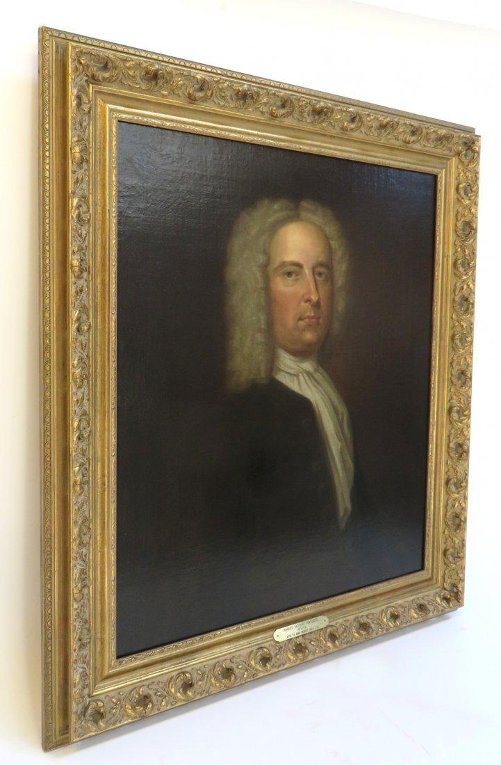 Portrait Of Charles Viscount Townshend (D. 1738) - 7