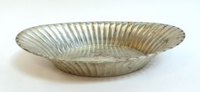 Reed And Burton Sterling Serving Dish