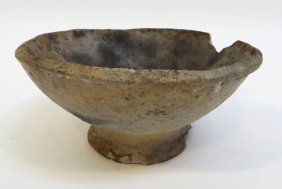 Antique African Clay Bowl