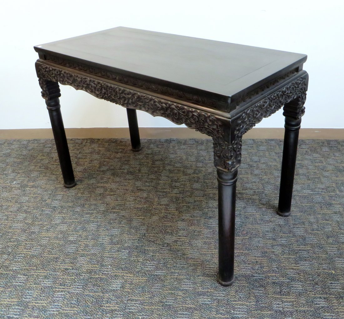 Chinese Zitan Table - 6
