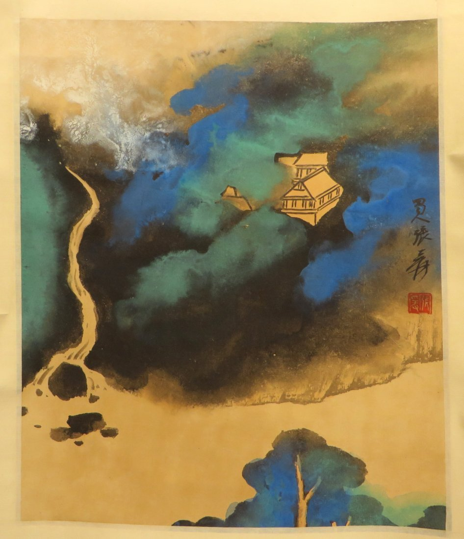 Attribute To Daqian Zhang - 4