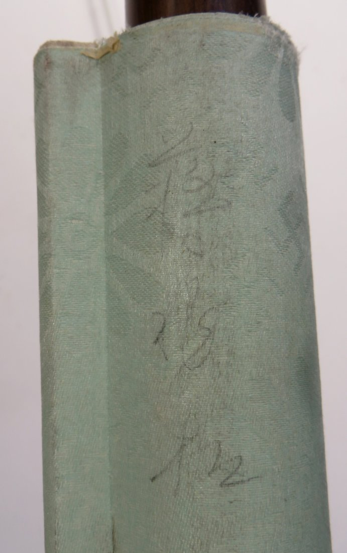 Portrait On Scroll Attr. Zhaohe Jiang - 6