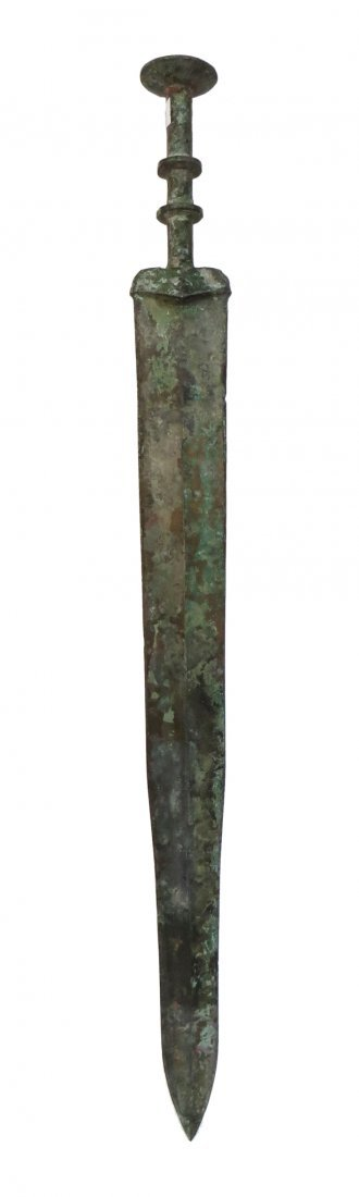 Ancient Chinese Bronze Sword