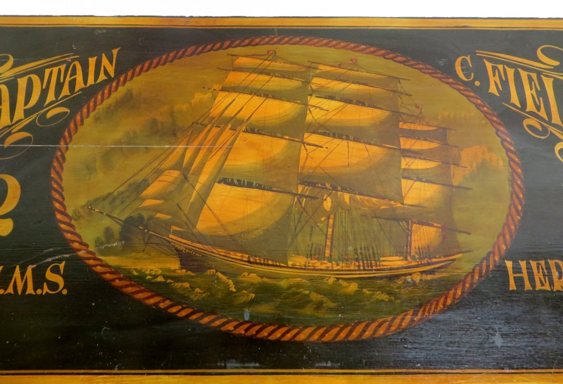"""Ship's Captain"" Chest Of Drawers - 6"