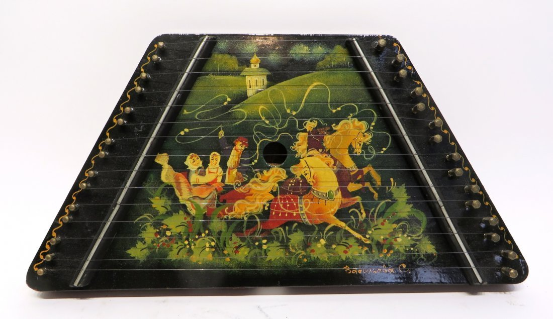 Stringed Zither