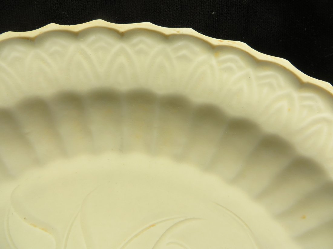 CHINESE DING WARE PLATE - 3
