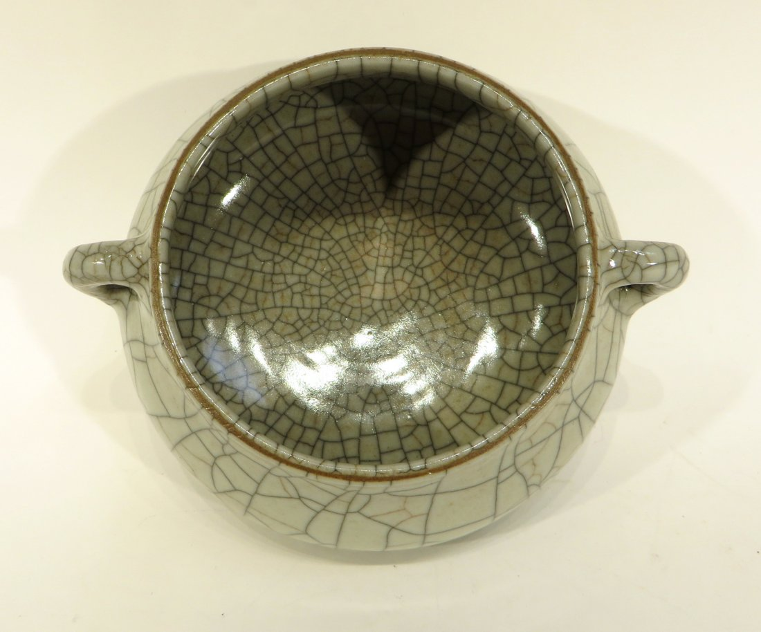 CHINESE GE STYLE CENSER - 4
