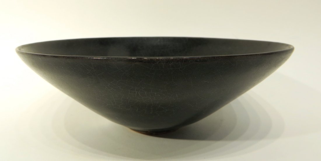 CHINESE JIZHOU WARE TEA BOWL - 4