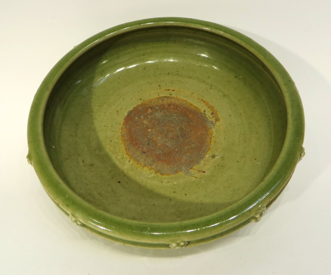 CHINESE SONG DYNASTY STYLE CELADON CENSER - 3