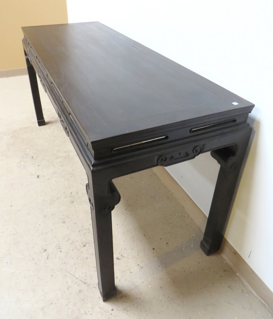 CHINESE ZITAN ALTAR TABLE - 4