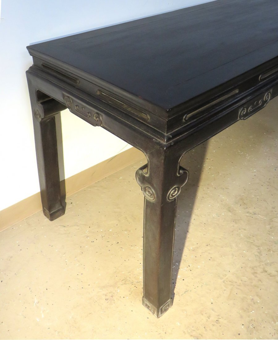 CHINESE ZITAN ALTAR TABLE - 6
