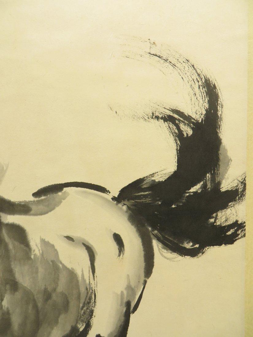 CHINESE XU BEIHONG (1895-1953) HORSE PAINTING - 7