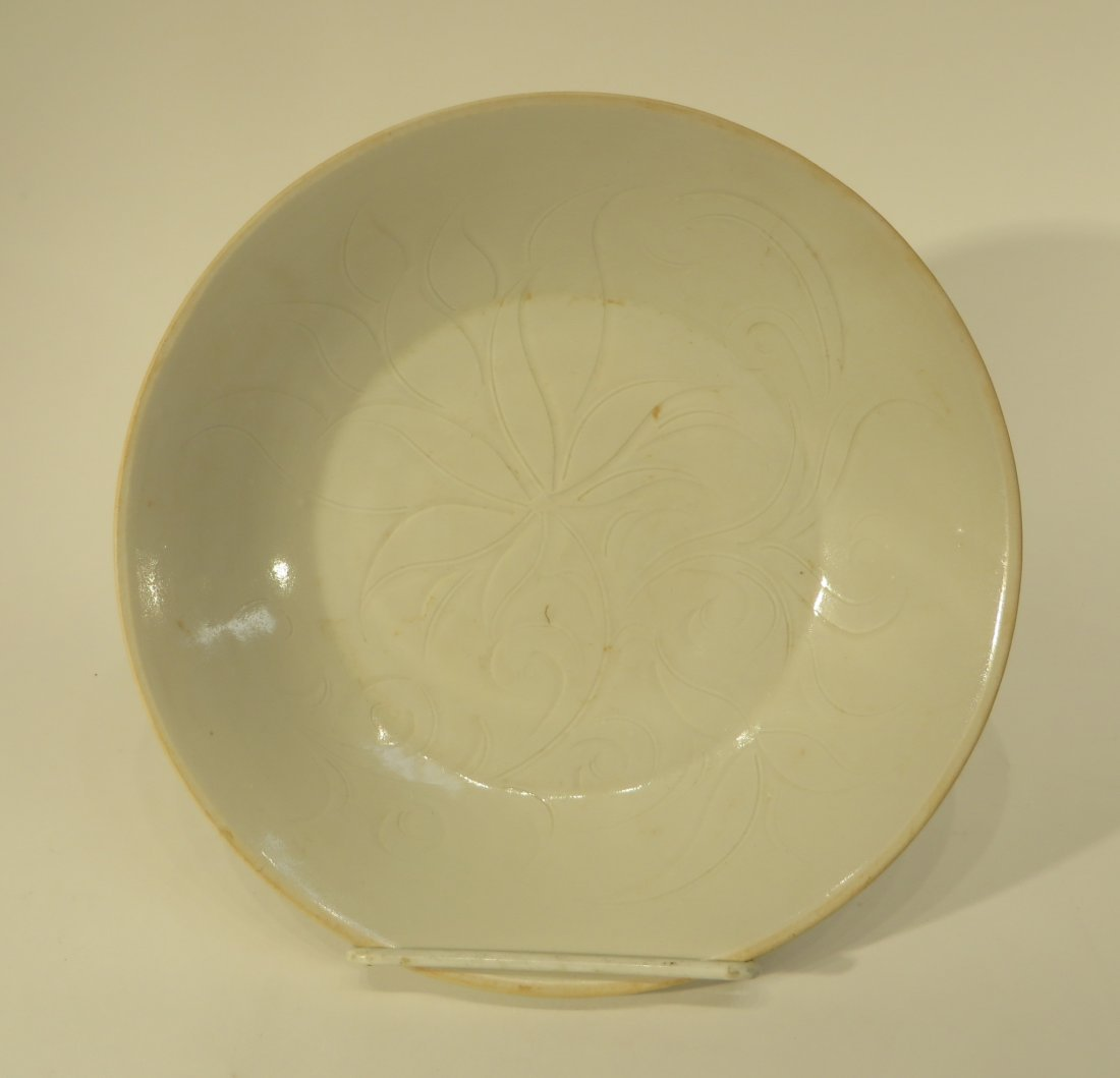 CHINESE SONG DYNASTY DING WARE BOWL - 3
