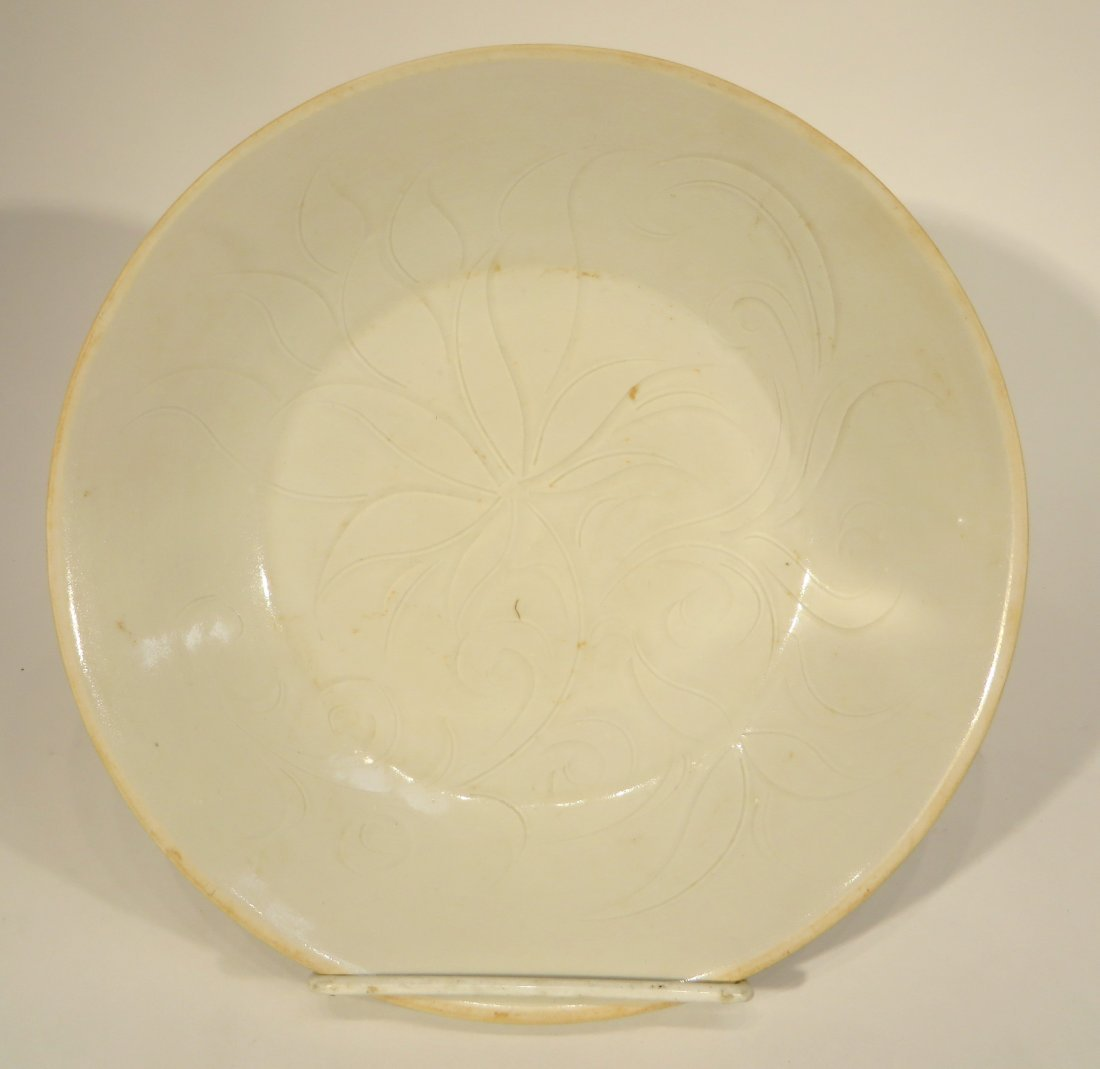 CHINESE SONG DYNASTY DING WARE BOWL - 5