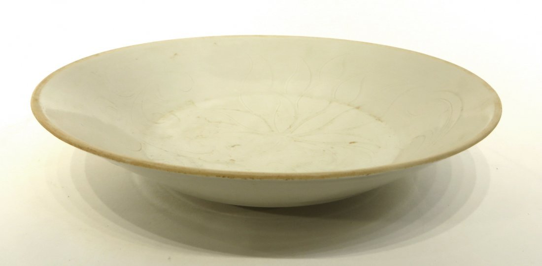 CHINESE SONG DYNASTY DING WARE BOWL - 6