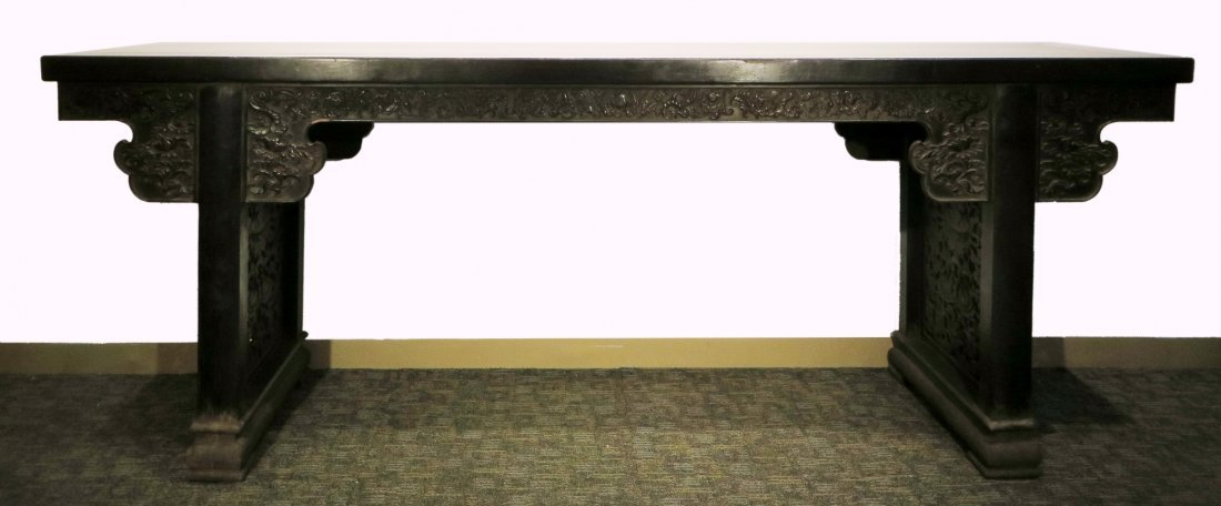 LARGE ZITAN PAINTING TABLE