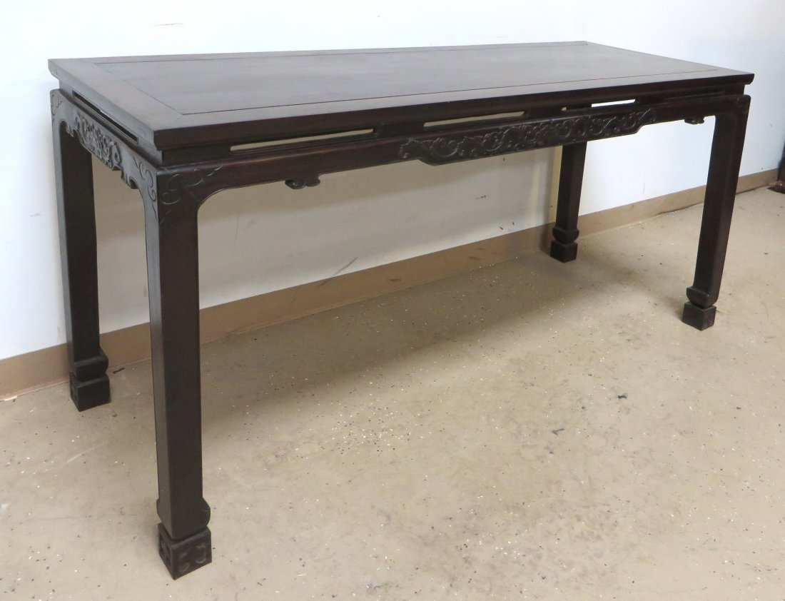 LARGE ZITAN PAINTING TABLE - 6