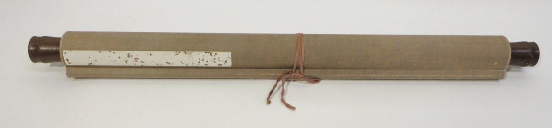 CHINESE QIAN LONG SCROLL OF SCRIPTURES - 6