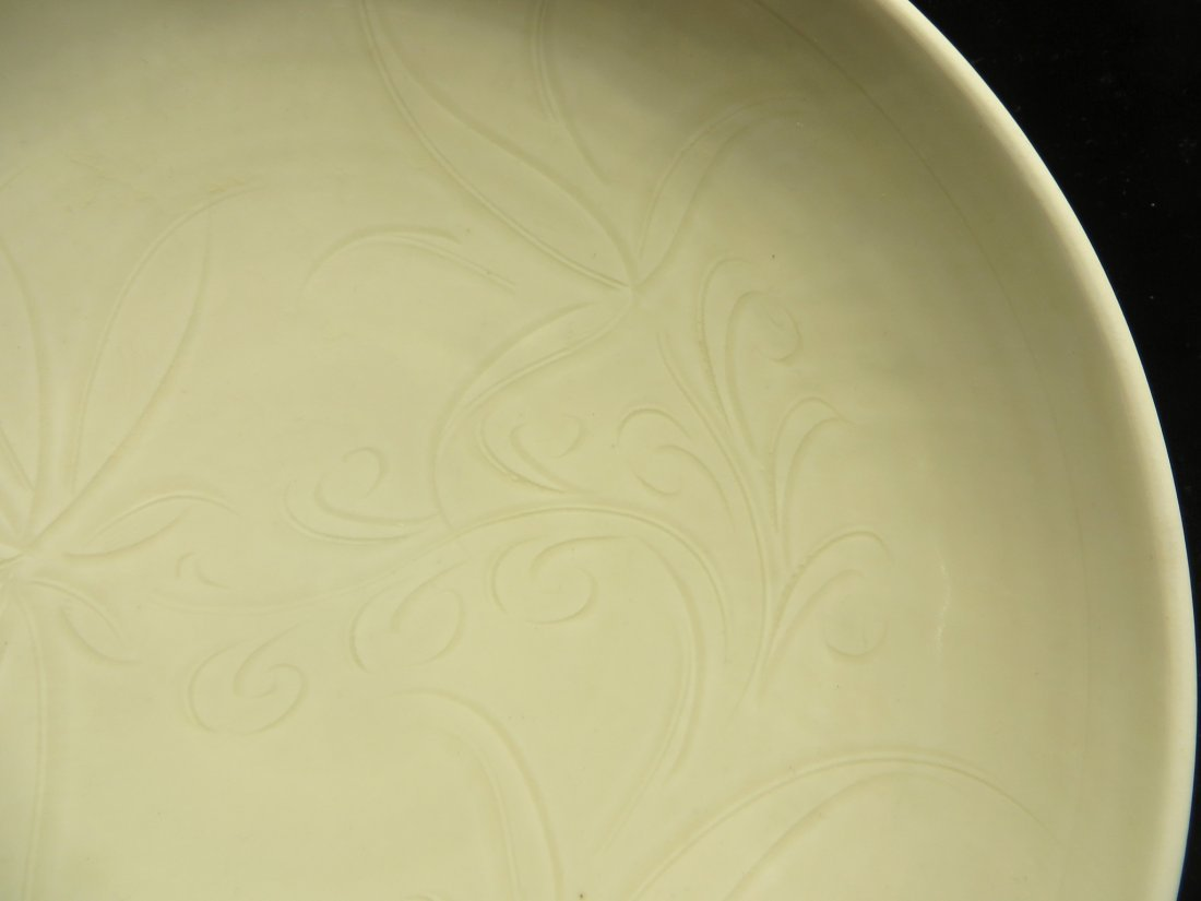 FINE SONG DYNASTY STYLE DING WARE BOWL - 4