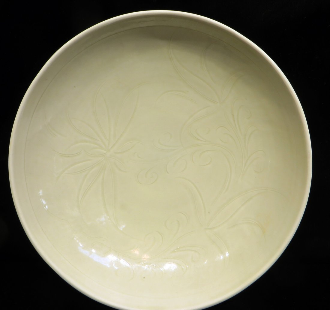 FINE SONG DYNASTY STYLE DING WARE BOWL - 5