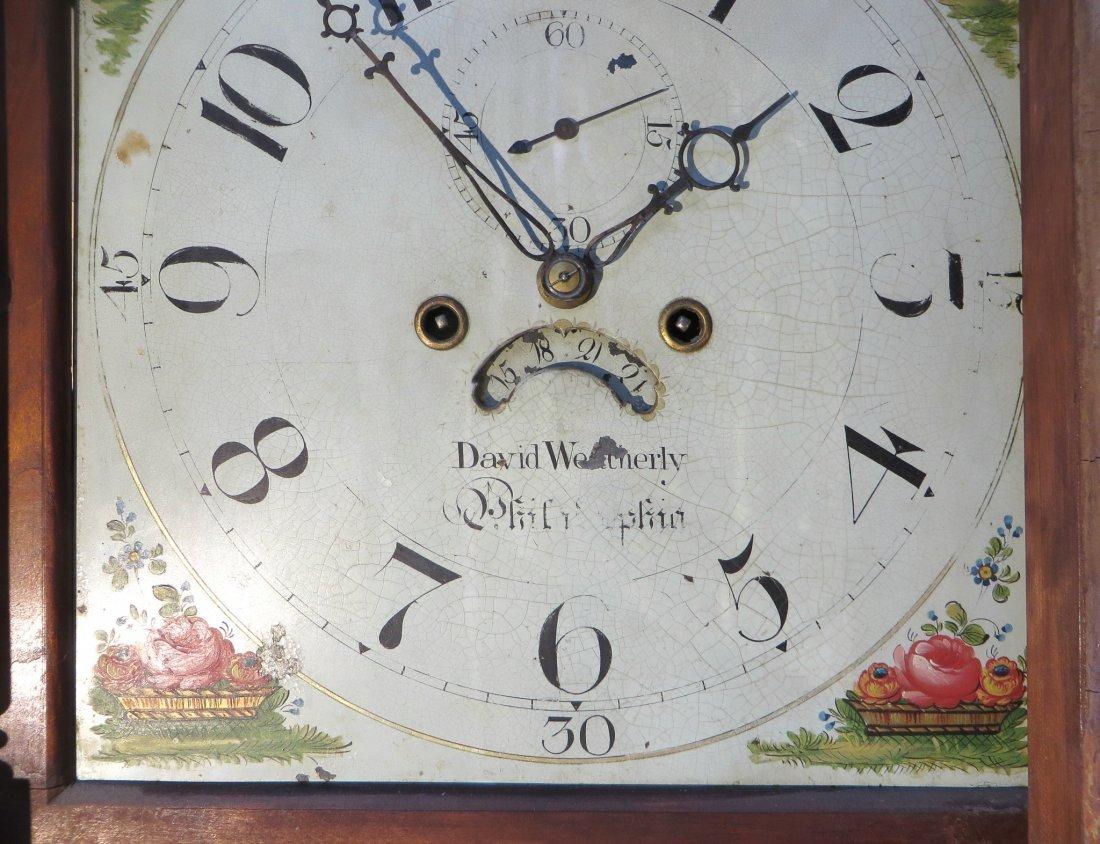 TALL CASE CLOCK BY DAVID WEATHERLY - 3
