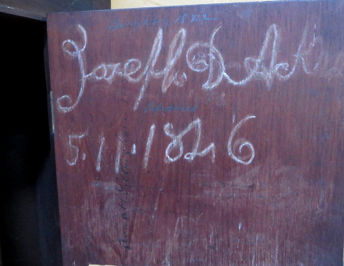 TALL CASE CLOCK BY DAVID WEATHERLY - 9