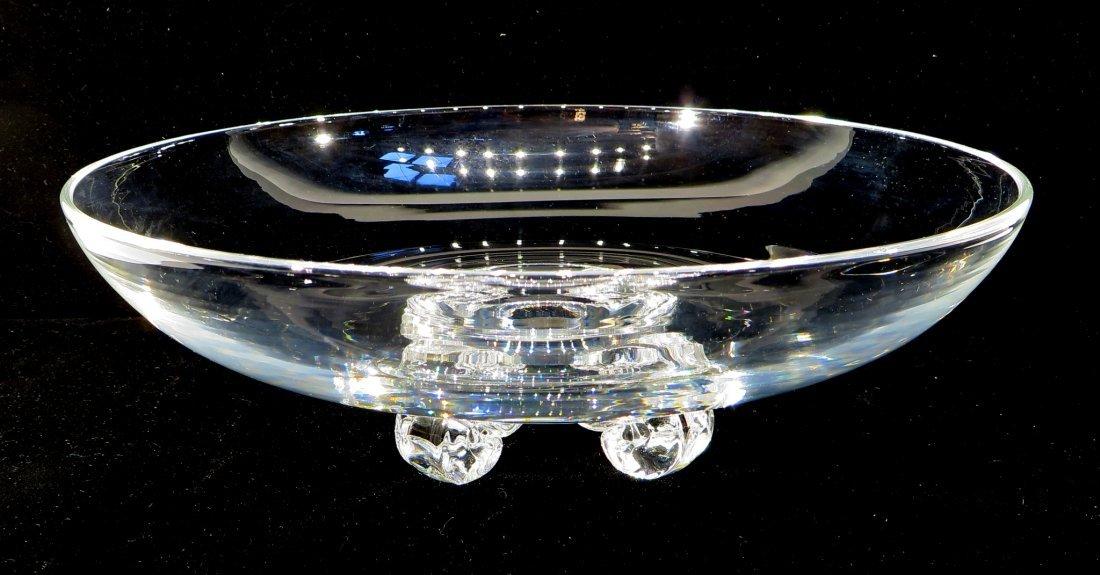 STEUBEN GLASS BOWL - 2