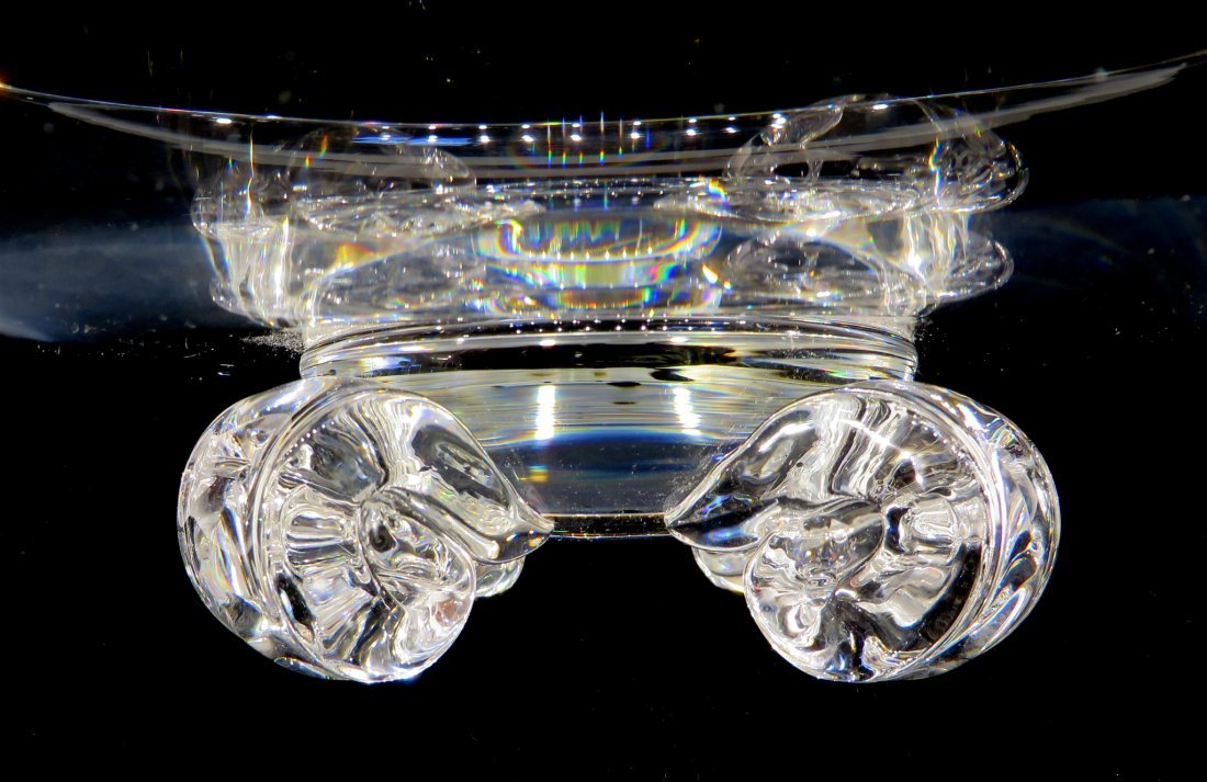 STEUBEN GLASS BOWL - 3