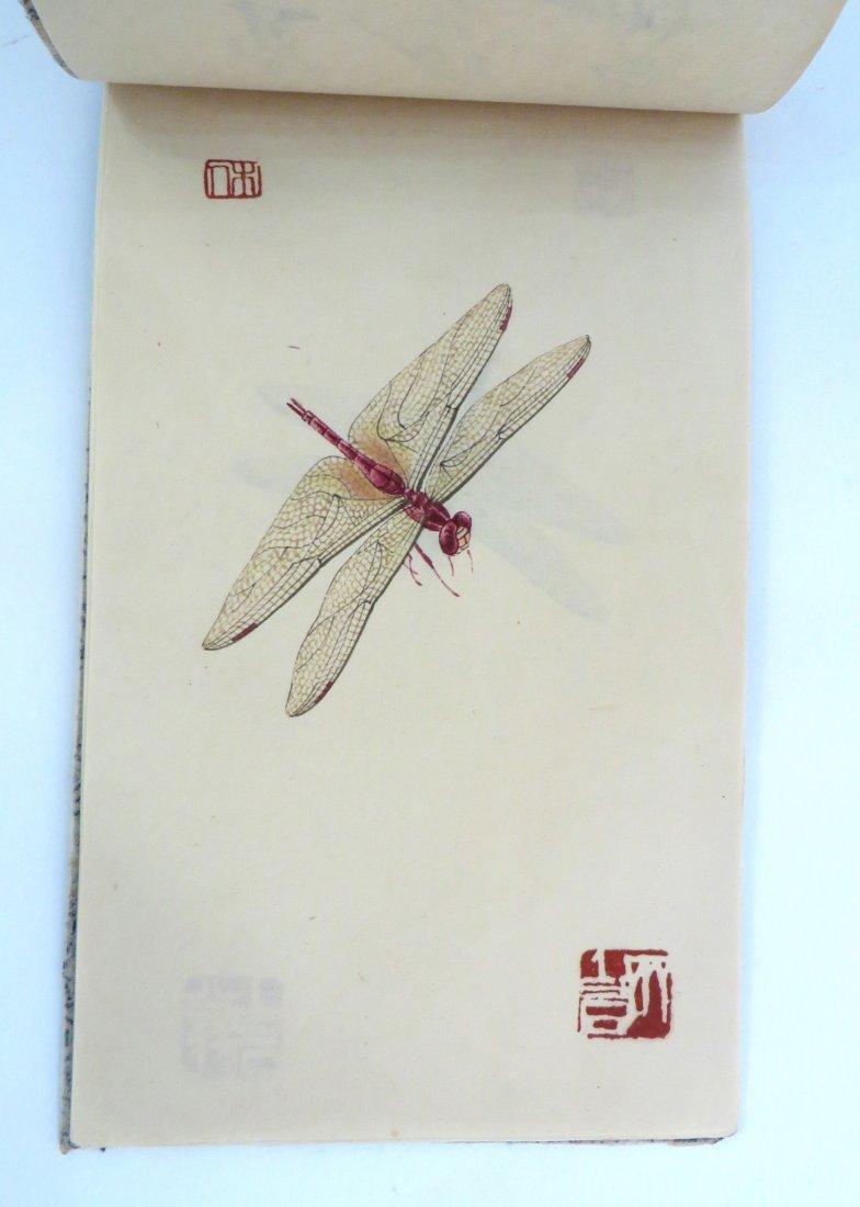 CHINESE QI BAI SHI PAINTING BOOK - 2