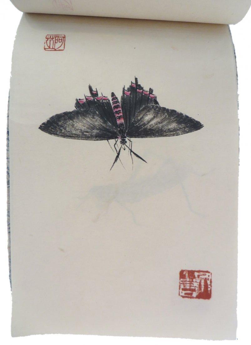 CHINESE QI BAI SHI PAINTING BOOK - 3