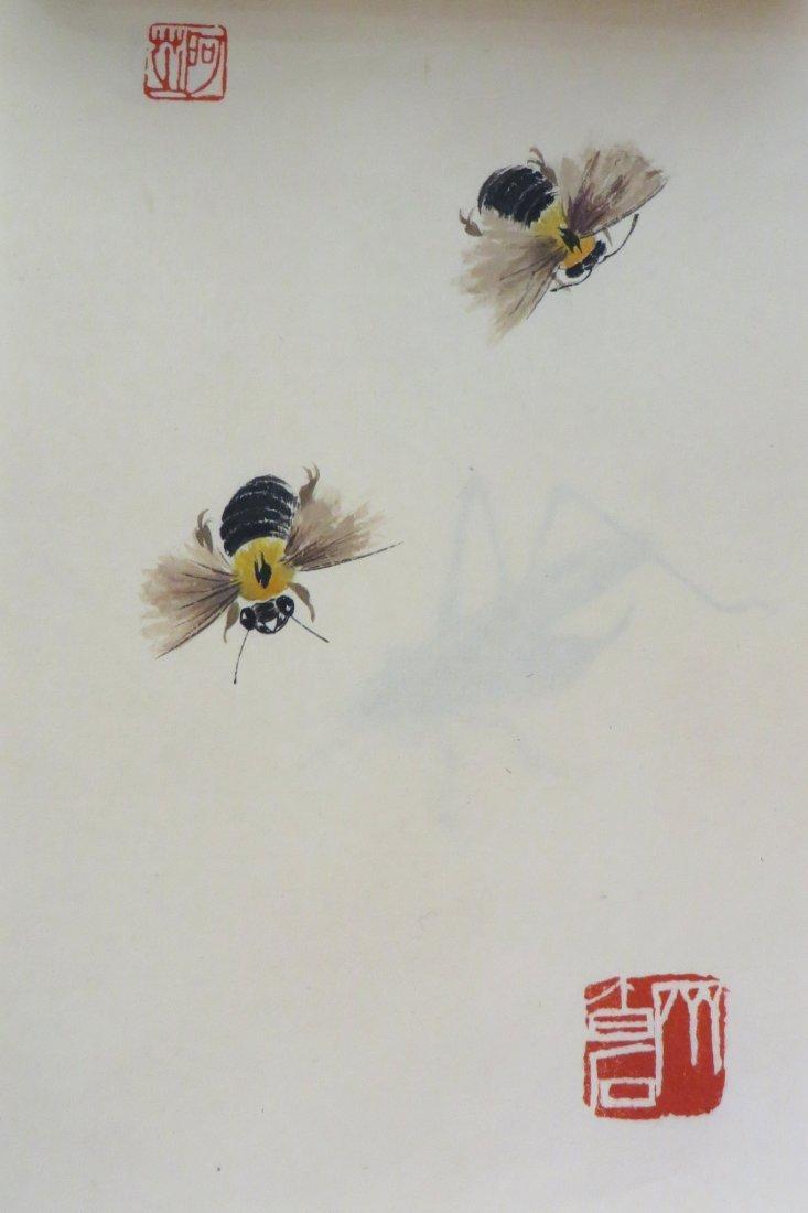 CHINESE QI BAI SHI PAINTING BOOK - 7