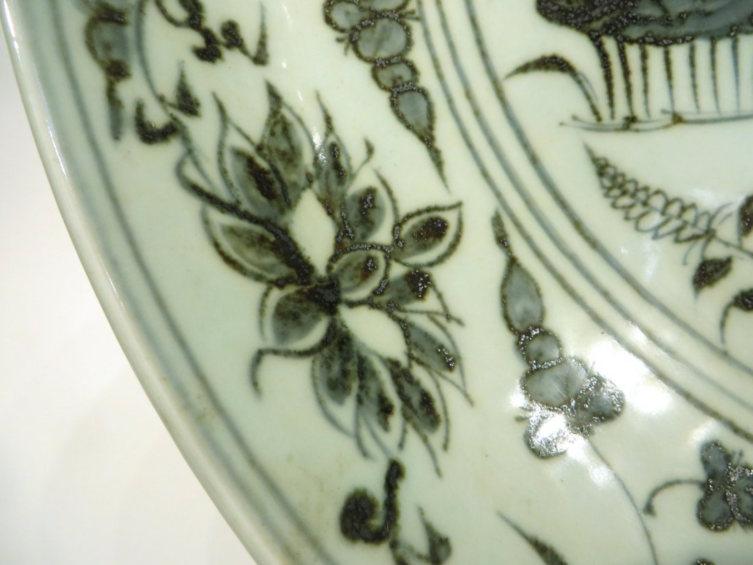 CHINESE MING DYNASTY DUCK CHARGER - 5