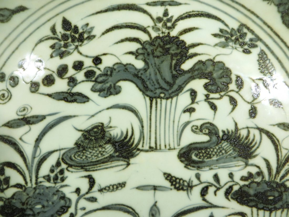 CHINESE MING DYNASTY DUCK CHARGER - 6