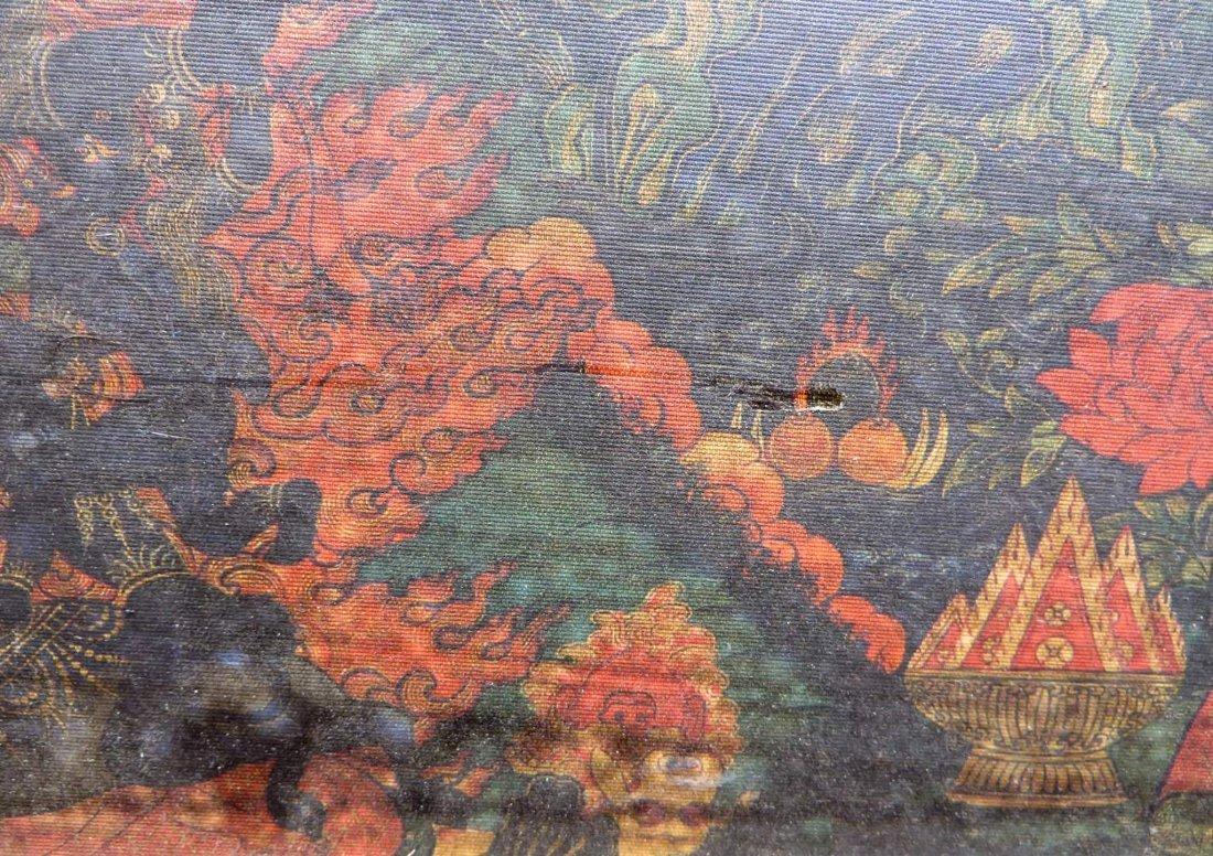 FRAMED TANG KA PANEL - 6