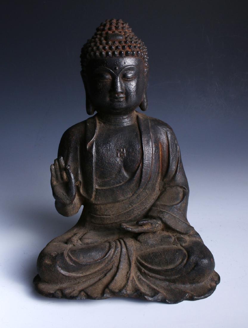 TEACHING BUDDHA STATUE
