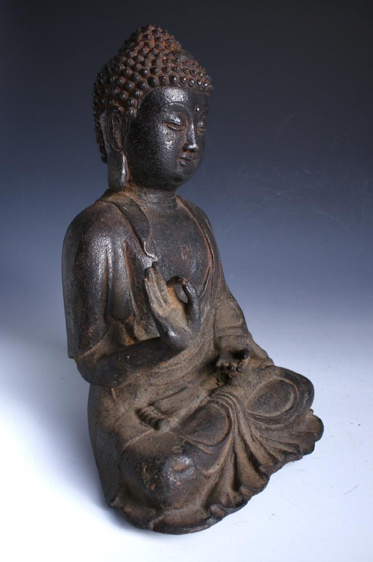 TEACHING BUDDHA STATUE - 2