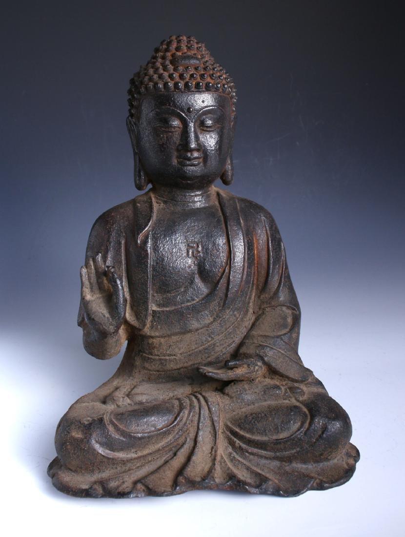 TEACHING BUDDHA STATUE - 3