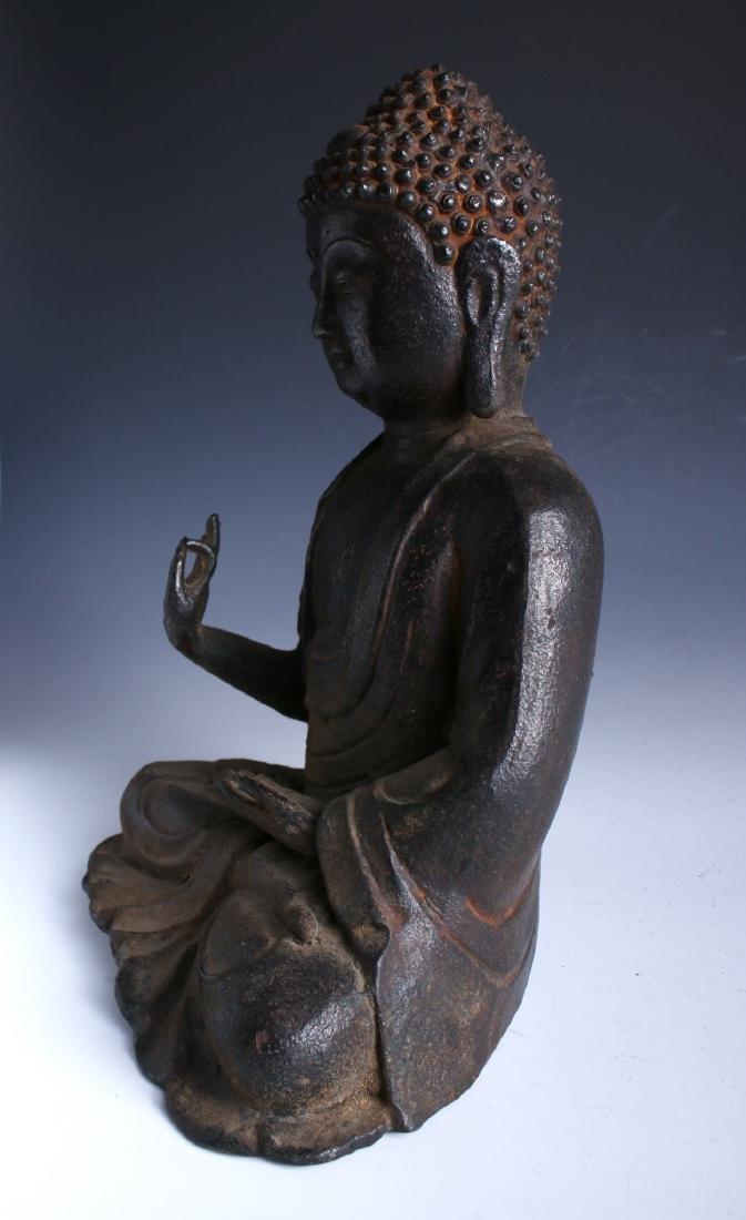 TEACHING BUDDHA STATUE - 4