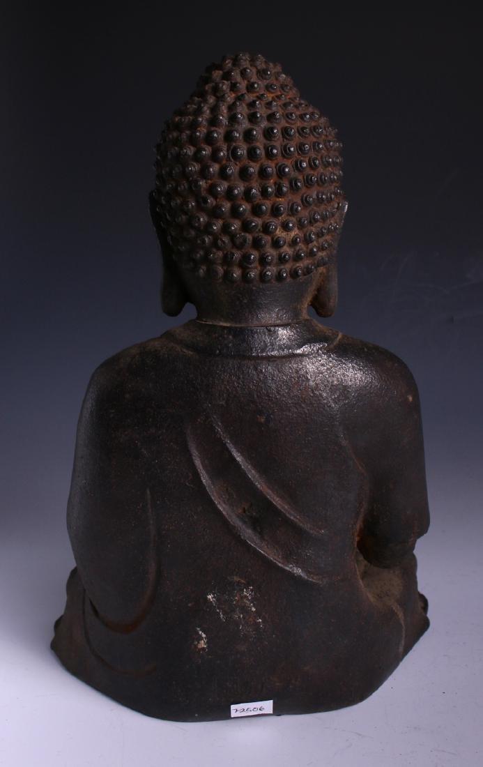 TEACHING BUDDHA STATUE - 5