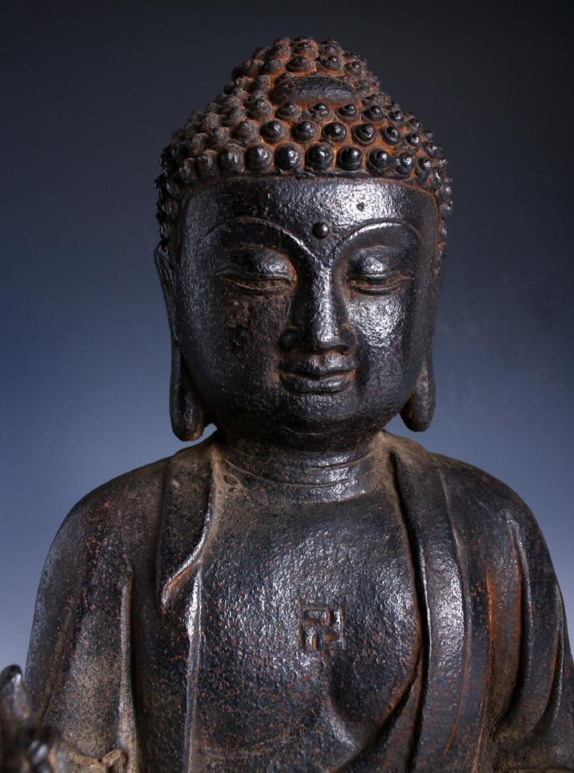 TEACHING BUDDHA STATUE - 7