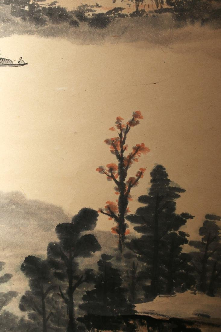 CHINESE LANDSCAPE PAINTING - 10